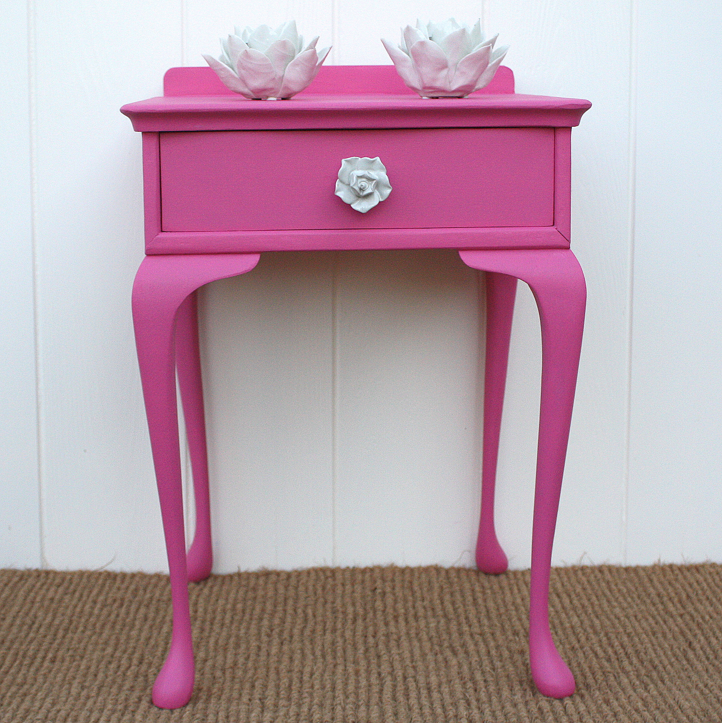 Drawers   Pink 3 This Gorgeous Bedside Table ...